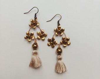 Astraea earrings, #1734