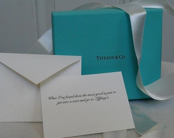 Tiffany & Co., Gift Box Set