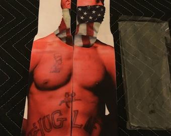 2pac socks sox tupac shakur hip hop goat rap king gangsta death row biggie smalls notorious b.i.g n.w.a nwa
