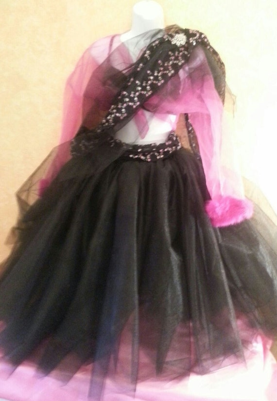 Tea Waist Bridal The Style City Club Length Ballet Party Sash Tulle In Style Carrie Black Cropped Skirt Sari Sex Exotic Tie Wedding Top Tutu xqtwSTB0CS