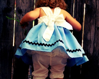 Sweet Custom Little Bloomers Ruffle Pantaloons  Costumes & Party Dresses