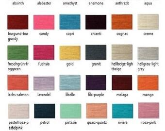 Single Color Yarn - Yarn Threads - Cotton Acrylic Blend Yarn - Wolltraum Yarn - One Color Yarn - Cotton Yarn - Acrylic Yarn - Plied Yarn
