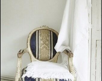 Set of 2 romantic summer bedspreads, Art Nouveau, 1910...CHARMANT!