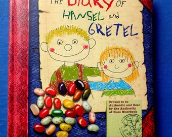 2002 The Diary of Hansel and Gretel by Kees Moerbeek a Children's Pop-Up Book