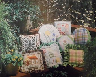 Spring In Bloom, June Grigg, Pattern Leaflet #3, 1979