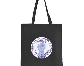 Dietland - Jennifer Local Chapter Member Logo Purple - Tote Bag