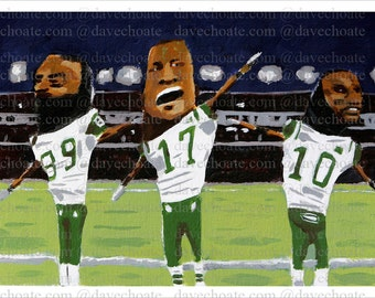 New York Jets - Art Photo Print