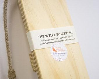 Wellie Wheekers