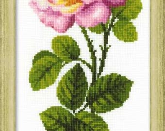 Wonderful Rose - Cross Stitch Kit from RIOLIS Ref. no.:1331