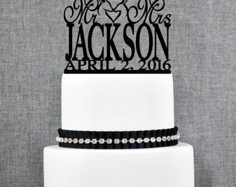 Custom Buck and Doe Cake Topper, Rustic Wedding Cake Topper, Country Cake Topper, Southern Wedding Decor, Hunter Wedding Cake Topper (T239)