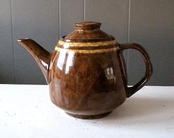 Brown Betty Teapot Etsy