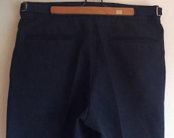 Mens Vintage workwear trousers