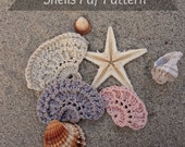 PDF Shell Crochet Patterns - crochet shell pattern, crocheted trims and edgings-instant download