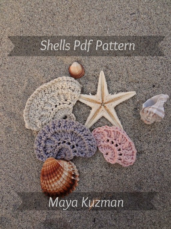 Pdf Shell Crochet Patterns Crochet Shell Pattern Crocheted