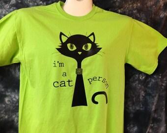 I'm A Cat Person T-Shirt