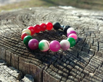Mixed Berries bracelet
