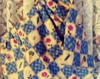 CHILD'S LAUNDRY BAG
