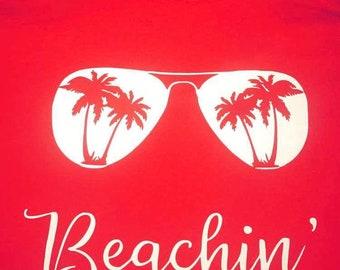 Beachin' Racerback