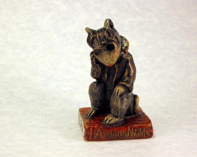 Lisa Snellings   Neil Gaiman Rat   440/500