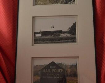 Rustic Barns Print