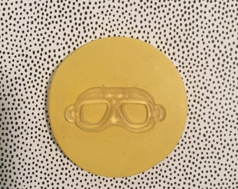 Aviator Goggles Mold