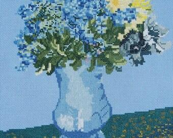 Vase of Lilacs by Van Gogh