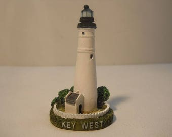Key West Lighthouse Decorative Collectible Figurine n453