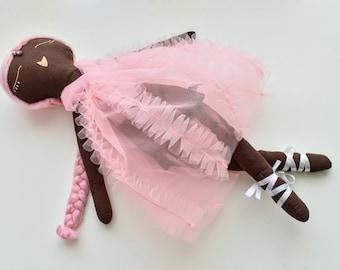 Doll Zoe in Pink