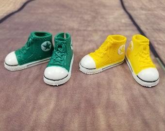 doll shoes for Momoko, ruruko or similar size feet