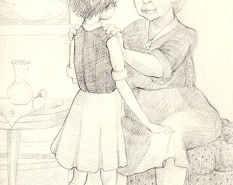A Mitzvah is Something Special by Phyllis Rose Eisenberg, illustrated by Susan Jeschke