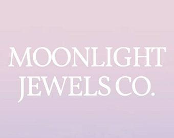 Reserved • Crystal Tassel Earrings