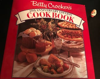 1991 Betty Crocker Cookbook