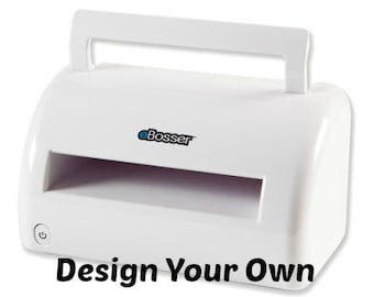 Ebosser Cozy - Design Your Own Quilted Dust Cover