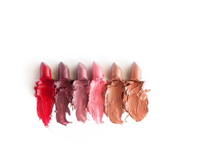 Organic Lipstick  10 Shades