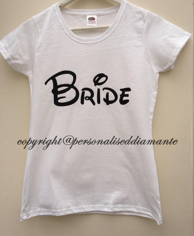 Personalised Diamante Hen T Shirts - BCD Tofu House 1c2131bc7