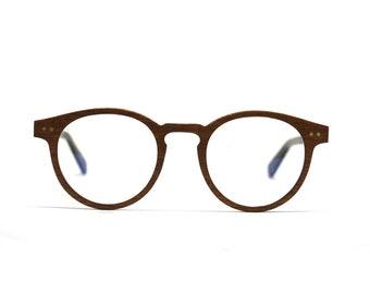 Verres en bois fait à la main verres Prescription lunettes lunettes bois Eco bois rouge lunettes lunettes de soleil en bois en bois de cadres Eco lunettes