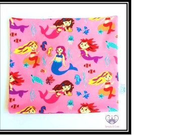 Square Mermaids beanie