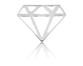 Charm DIAMOND Sterling Silver 925