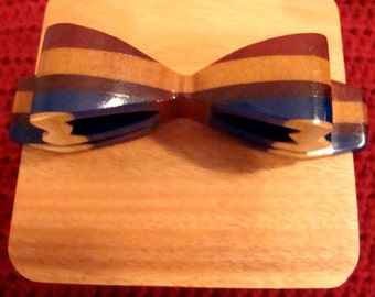 Wrapped Up In A Bow Handmade Keepsake or Jewelry Gift Box Gifts Under 50
