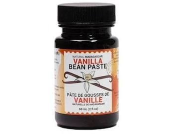Natural Madagascar Vanilla Bean Paste - LorAnn Oils - 2 fl oz.