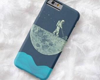astronaut moon iphone 7 case, iphone 5 5c case, iphone 5c 6s, 6 plus case, iphone 5s, 7 plus case, iphone X, iphone 6s, 7 plus case, samsung