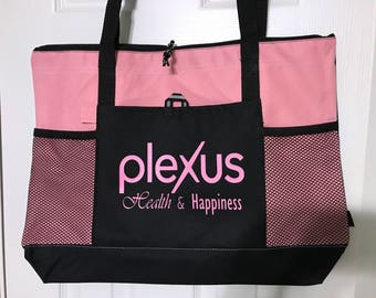 Plexus Health and Happiness tote