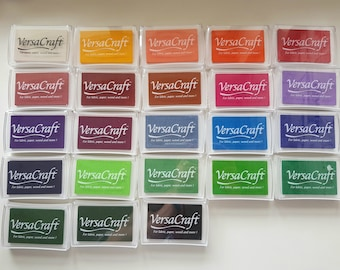 VersaCraft Multipurpose Water-based Pigment Ink Pad Large