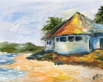 By the Sea, Ghana - Print