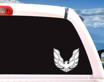 Firebird decal