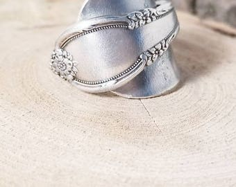 Demitasse Spoon Ring