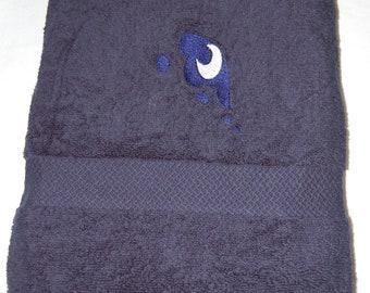 My Little Pony Princess Luna Embroidered Towel