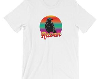 Rave Party Rave Raven T-shirt