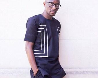 G & T Brand Men's Wear (black)