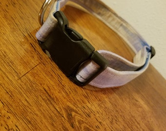 Morning sunrise dog collar